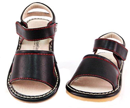 Toddler/Little enfants garçons décontracté extérieur Sandale Noir