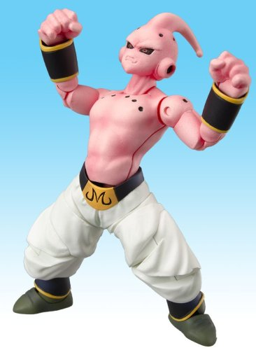 Dragon Ball Z hybrid action Pure Evil Majin Buu