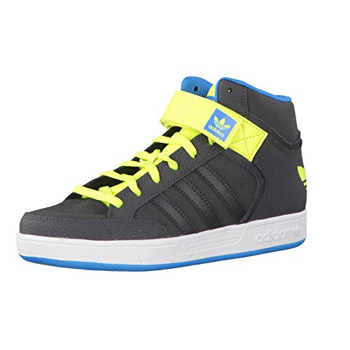 Adidas - Varial Mid J - Color: Nero - Size: 39.3