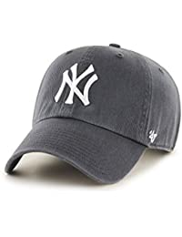 47 MLB New York Yankees CLEAN UP Cap – Cotton Twill Unisex Baseball Cap  Premium Quality 5317f3b1e939