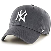 Casquette Clean Up New York Yankees anthracite 47 BRAND