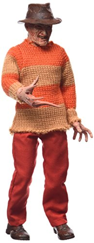 Pesadilla en Elm Street Figura Retro Freddy Classic Video Game Appearance 20 cm