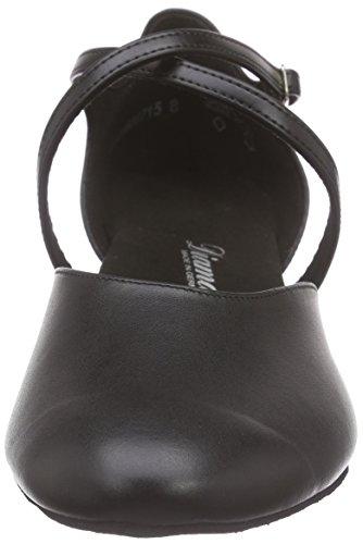 Diamant 148-112-034, Chaussures de Danse de Salon Femme Noir