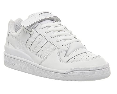 adidas , Adidas Forum Lo RS, gris, blanc, gris homme Blanco / Gris