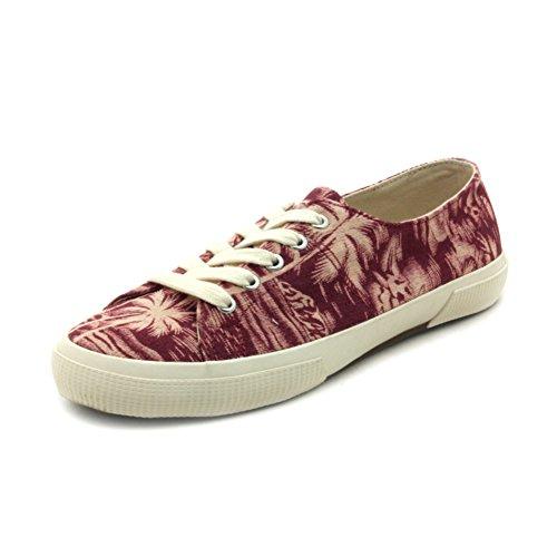Le scarpe di tela di autunno/Low scarpe casual di luce/Air scarpe fondo piatto-A Lunghezza piede=24.8CM(9.8Inch)