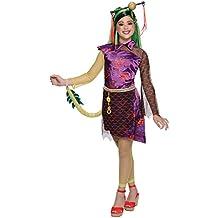 Jinafire Monster High-Kostüm für Mädchen