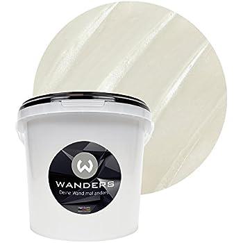 Wanders24 Effet Métal 3 Litres Nacre Peinture à Effet