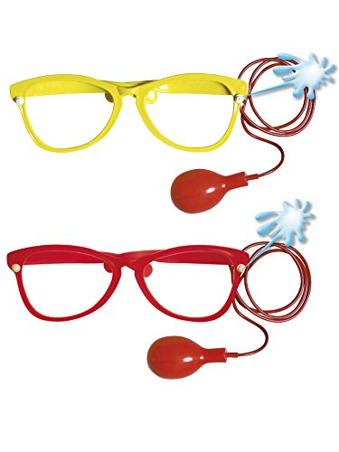 Widmann-WDM2718Q Erwachsenenkostüm Unisex, Rot, Gelb, - Zirkus Themen Fancy Dress Kostüm