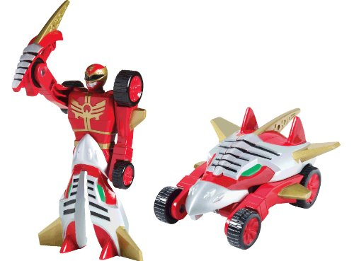 Power Rangers Megaforce (Red Power Ranger Spielzeug)