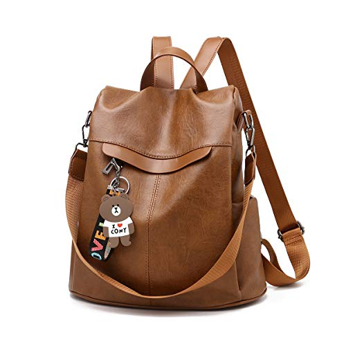 Mochila mujeres antirrobo impermeable mochila