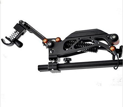 Preisvergleich Produktbild Gowe 3–10kg Video und Film Serene Kamera für DSLR DJI Ronin M 3Axis Gimbal Stabilisator Gyroskop Gyro Steadicam Vest