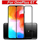 Original Kavacha Premium OnePlus 6T Tempered Glass – Kavacha Premium Full Glue 5D Full Edge-to-Edge Screen Protection Tempered Glass For 1+6T One Plus OnePlus 6T