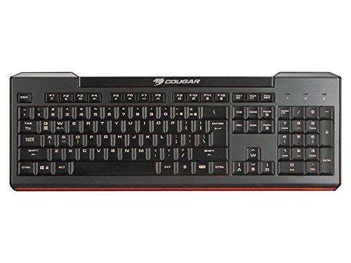 Cougar 200K Gaming-Tastatur DE Layout schwarz bei Amazon