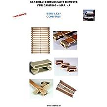 Holly Produkte STABIELO - Camping somier Bedflex - 180 cm x 200 cm x 10 mm