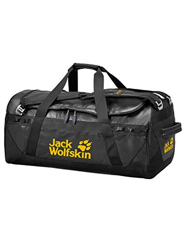 Jack Wolfskin Herren Reisegepäck EXPEDITION TRUNK 130 Black, One Size