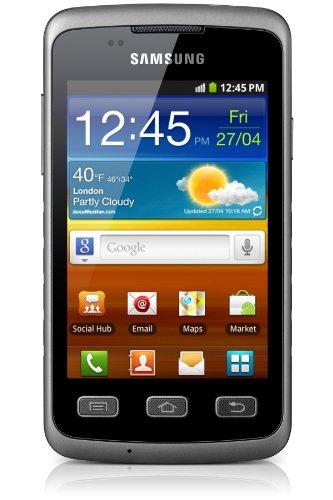 Samsung Galaxy Xcover S5690 - Titan Grau