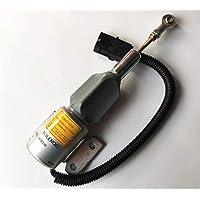 Hcodec 24V 3932530 SA-4756-24 Solenoide de apagado diésel para motor CUMMINS 4BT/6BT5.9