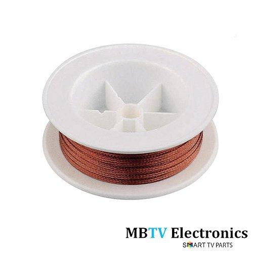 Tresse à dessouder Serpillère 3m Unspooled Solder Remover Braid/Colophane–1,5mm 3metres