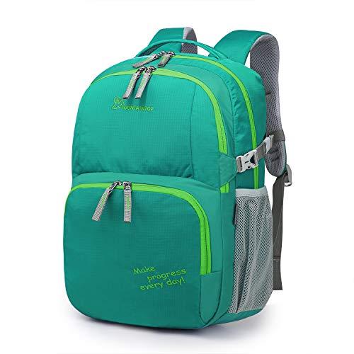 Mountaintop 18L Kinderrucksack Daypack Schulrucksack Outdoor Freizeit Schultaschen für Mädchen Jungen Teenager mit Große Kapazität,39x29x18cm