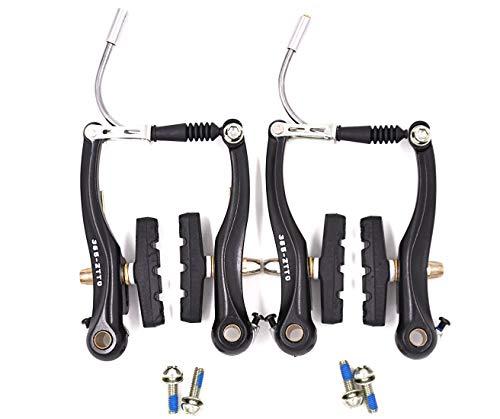CYSKY Mountainbike Bremsen 1 Paar V Bremse Vorne Hinten Paar Ersatz für die meisten Fahrrad, Rennrad, MTB, BMX -