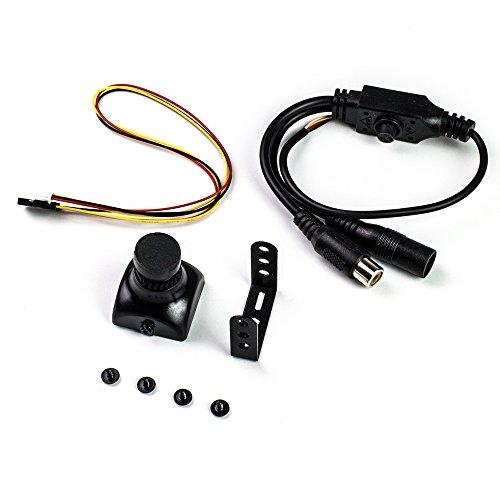 HS1177 - FPV Kamera 5V-22V 600TVL Sony Super HAD CCD N-FACTORY - 3