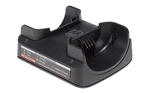 Motorola 230V Doppelladegerät PMLN7121A für Bluetooth-LSM oder auch Ersatzakku Set inkl. Netzteil mit EU-Stecker (Motorola Auto Bluetooth)