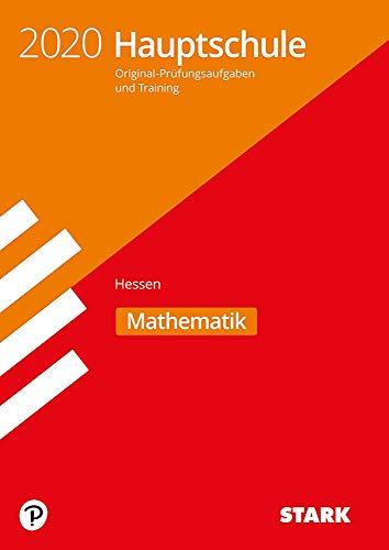STARK Original-Prüfungen und Training Hauptschule 2020 - Mathematik - Hessen