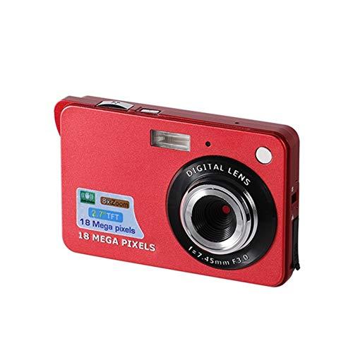 Laduup 18 Megapixel Digitalkamera Echte Pixel HD Digitalkamera Digitale Videoblitzkamera für Erwachsene/Senioren/Kinder