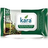 Kara Face Tissue, Tea Tree and Neem (30 Pulls)