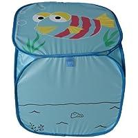 Preisvergleich für Design 10 Spielzeugbox Fisch Aufbewahrungsbox Spielzeugtruhe Aufbewahrungstonne Spielzeugkiste