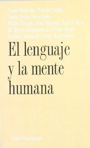 El lenguaje y la mente humana (Ariel Filosofía)