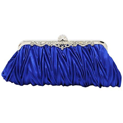 Bodhi2000, Poschette giorno donna, Golden (dorato) - P182015LU8OE5421 Blue
