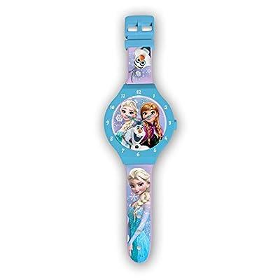 Disney Frozen Reloj 47 cm (Suncity RNC301921) por Suncity