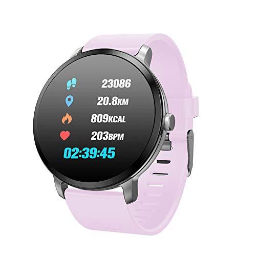 V11 Smart Watch IP67 A Prueba De Agua Templado Vidrio