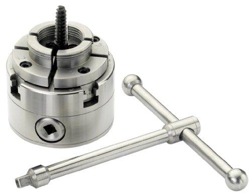 Preisvergleich Produktbild Drechselbank 4-Backen Drechselfutter Drehfutter für kleine Maschinen M33