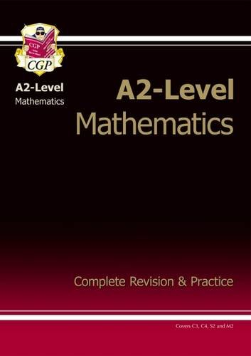 A2-level Maths Revision Guide Cover Image