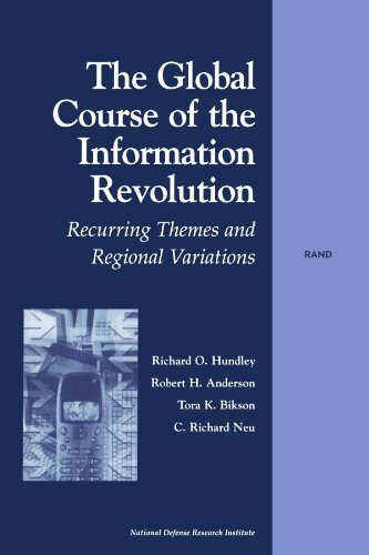 The Global Course of the Information Revolution: Recurring Themes and Regional Variations by Hundley, Richard O., Anderson, Robert H., Bikson, Tora K., N (2003) Paperback