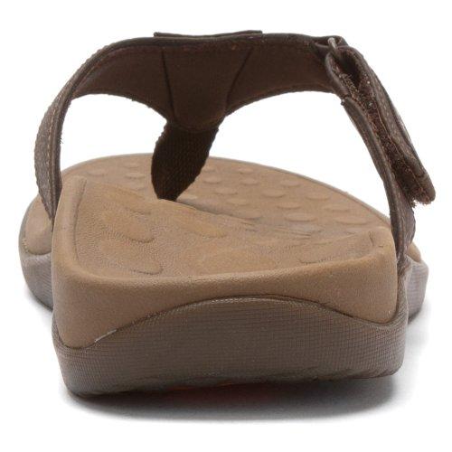Orthaheel, Sandalias De Hombre De Chocolate