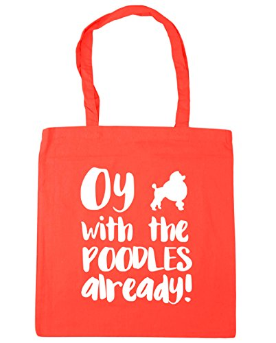 hippowarehouse-oy-with-the-poodles-already-tote-shopping-gym-beach-bag-42cm-x38cm-10-litres