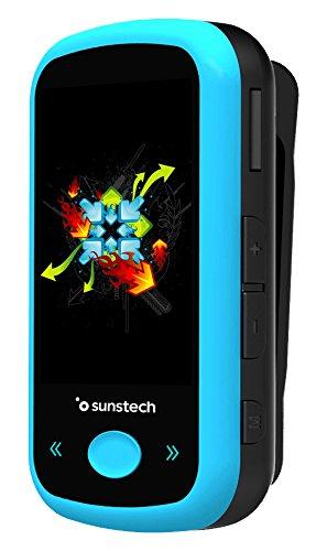 Sunstech ibizabt8gbbl–MP4-Player, Blau Grabadora De Audio Y Video