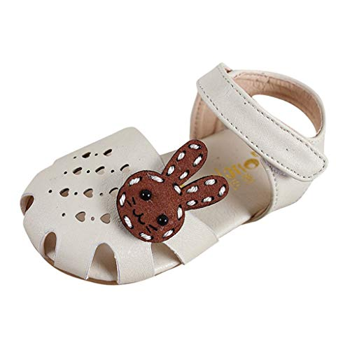 Infant Kleinkinder Girls Elegant Bowknot Pearl Single Princess Freizeitschuhe ()