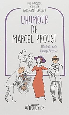 Proust Livre De Poche - L'humour de Marcel