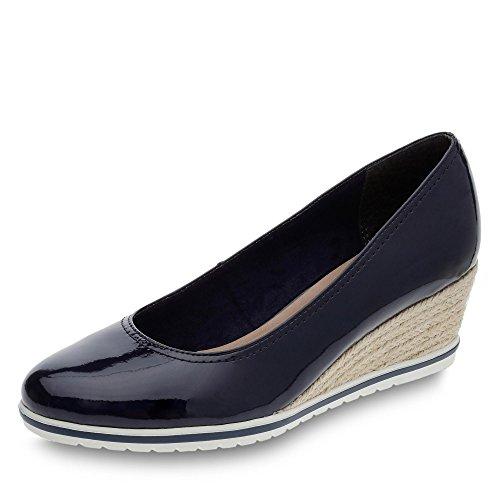 Blau 22441 Tamaris TAMARIS Chili Shoe Womens CqPtXwp