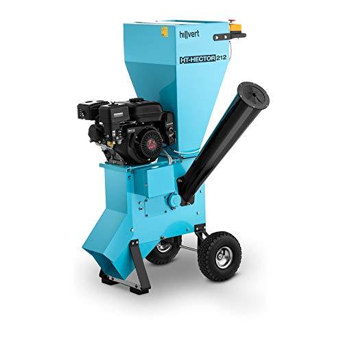 Hillvert Triturador A Gasolina Biotriturador Para Jardín HT-HECTOR 212 Velocidad: 3.600 rpm, Potencia...