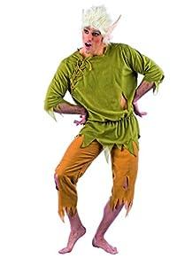 Limit Sport - Disfraz de elfo Lilvast para adultos, talla XXL (MA076)