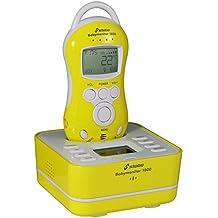 Stabo Babymonitor 1800 - Walkie-Talkie (AA, Alcalino, 103 x 98 x 48 mm)