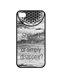 BMTH Bring Me the Horizon Coque pour iPhone 4 4S