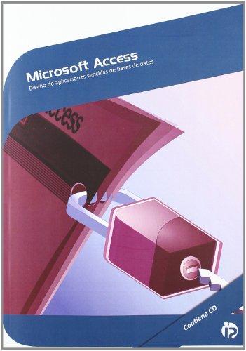 Microsoft Access (Informática) por José Bengoechea Ibac