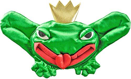 Handtasche zum Froschkönigin Kostüm