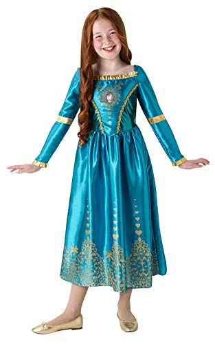 Rubie´s 640721 9-10 Kostüm, Girls, Mehrfarbig, Years, Height 140 ()